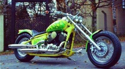 Chopper Motorlar